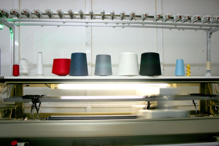 news knit machine
